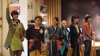 今回の地域会場は、いの町紙の博物館からの中継です 中継担当は虎太郎さ...