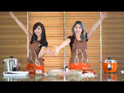Cooking Challenge - Alodia & Ashley for Taiwan Excellence