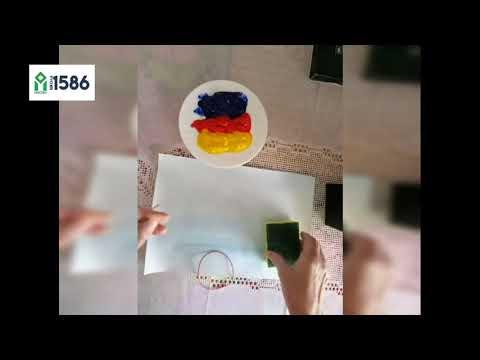"""""""Бабочки"""" 4+ с  Калининой Ириной Викторовной, Школа №1586"""
