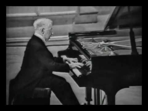 Artur Rubinstein - Chopin 4 Etudes Op.10 & Op.25