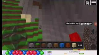 MINECRAFT POCKET EDITION FAN MADE HOW TO MAKE A UNDERGROUND POOL