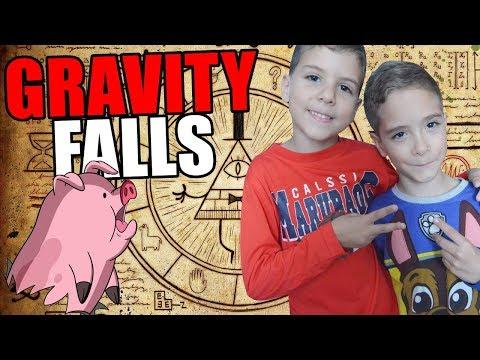 Los Secretos de GRAVITY FALLS | TEST con los MINI YOUMAN