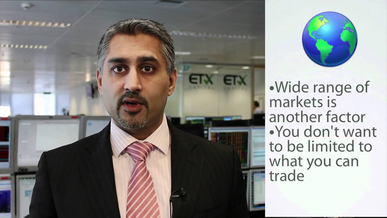 ETX Capital: Which Spread Betting Provider?
