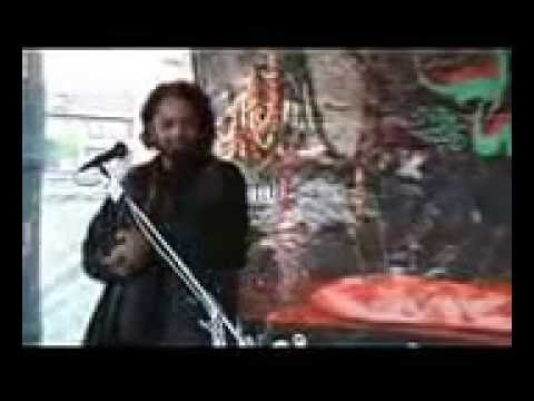 Allama Nasir Abbas biyan Shahadat imam Hassan,as