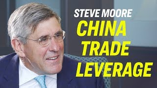 Why Trump Will Win the US China Trade War-Stephen Moore