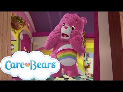 Care Bears | Cheer Bear is Overwhelmed!