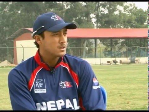 Paras Khadka, Captain, Nepali National Cricket Team in TOUGH talk with Dil Bhusan