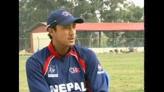 Paras Khadka, Captain, Nepali National Cricket Team in TOUGH talk with Dil Bhusan