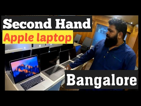 Second hand Apple Laptop in Bangalore   i cluster technologies   second hand Apple products   imac