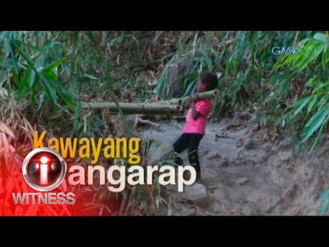 I-Witness: 'Kawayang Pangarap,' dokumentaryo ni Kara David (full episode)