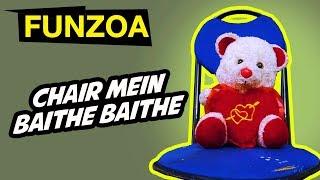CHAIR MEIN BAITHE BAITHE   Funny Hindi Song   Funzoa Mimi Teddy Video