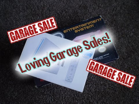 Video Gaming #106: Video Game Finds #84: Loving Garage Sales! (NES, Wii, & PS1)