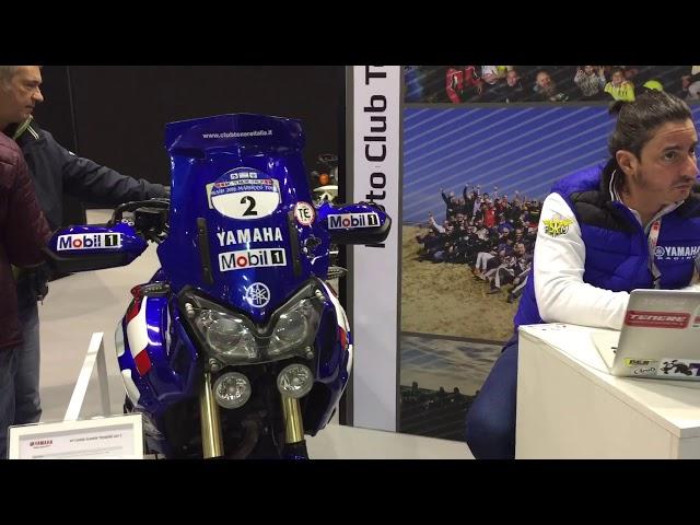Verona 2019, Yamaha Standı