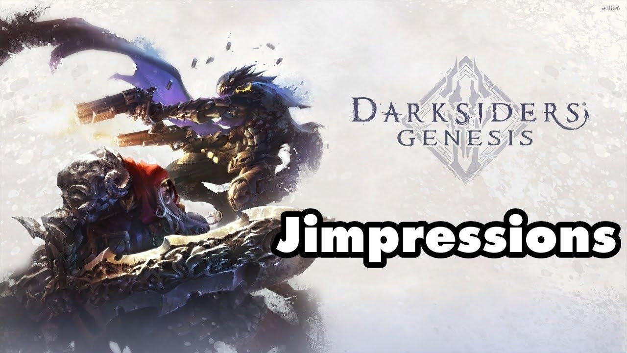 Darksiders Genesis - Looks Like Diablo, Plays Like Not-Diablo