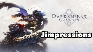 Darksiders Genesis - Looks Like Diablo, Plays Like Not-Diablo (Video Game Video Review)