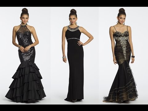 Top 100 Best Long Black Evening Dress For Women
