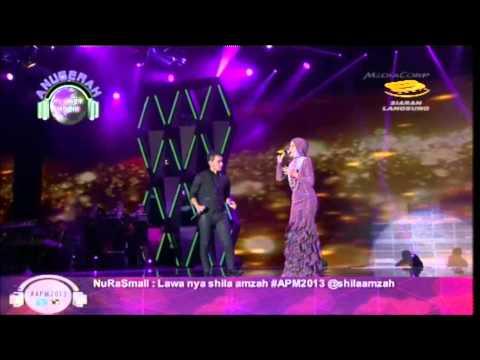 [HQ] Masih Aku Cinta & Aku Yang Tersakiti :: Shila Amzah & Judika APM 2013
