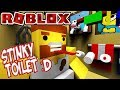 SOMETHING SMELLS REALLY BAD HERE :D | Let's Play Roblox Online Game Gameplay For Kids
