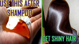 Use this After Shampoo & Get Shiny Hair, Silky Hair, Soft Hair in Just 2 Minutes || Priya Malik thumbnail