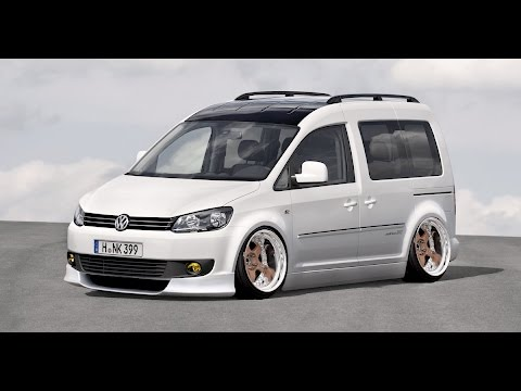 Virtual Tuning - Volkswagen Caddy #96 - YouTube