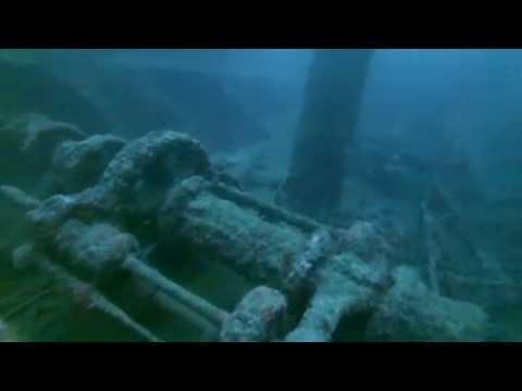 Plongée sur l'épave du Togo - nov 2013