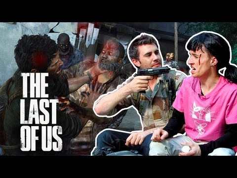 Thumbnail: Cyprien Squeezie - The Last of Us (Gameplay, histoire, infos)