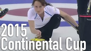 2015 World Financial Group Continental Cup Singles (Draw 5)