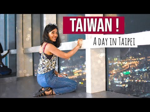 Exploring Taipei with Indian Bloggers! Taiwan Tourism Bureau FAM trip   Taipei Vlog   Tanya Khanijow