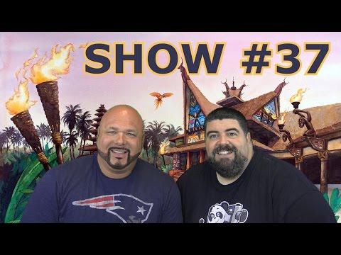 BIG FAT PANDA SHOW #37 with Guest Kevin-John Disney Master Artist - Jul 31, 2016
