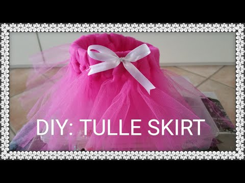 foto ufficiali e1c87 2fae4 DIY: Tutorial gonna di tulle per bambini / DIY: Tutorial tulle ...
