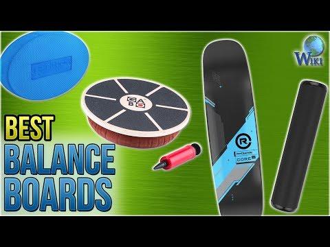 10 Best Balance Boards 2018
