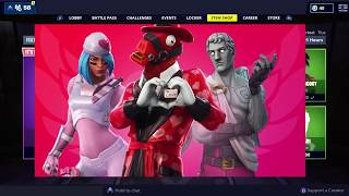 Fortnite SHARE THE LOVE EVENT - FREE SKINS, WRAPS, & MORE! (Valentines Day Event)