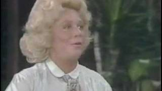 Betty Hutton - Donahue (1978) Part 1
