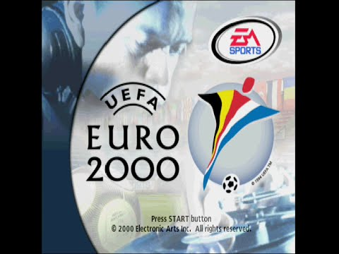 UEFA Euro 2000 (PS1) – Longplay
