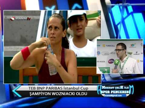 TEB BNP PARİBAS İstanbul Cup Vtr