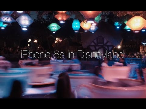 Disneyland in 4k || Shot and edited on the iPhone 6s