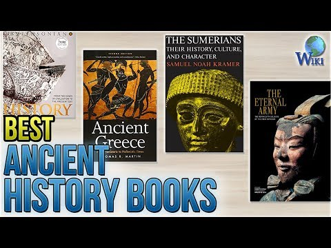 10 Best Ancient History Books 2018