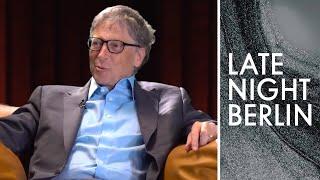 Bill Gates im Interview: Die tolle Partnerschaft zu Deutschland | Late Night Berlin | ProSieben