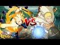 Naruto Lục Đạo VS Naruto The Last - Naruto Song Đấu
