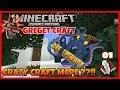 Crazy Craft MCPE ??!! #01 | Minecraft PE Modded Survival | Greget Craft