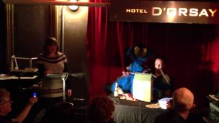 """""""The House of bedlam """"  live @Barbès in Park slope brooklyn"""