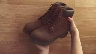 Настоящие тимберленды. Обзор ботинок тимберленд коричневого цвета.Только ORIGINAL!!!