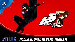 Persona 5 Royal - Release Date Reveal Trailer | PS4