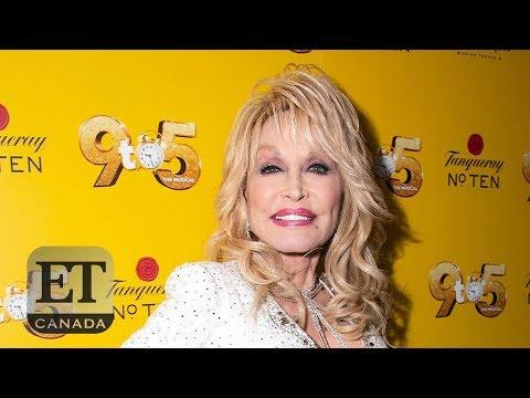 Dolly Parton In London