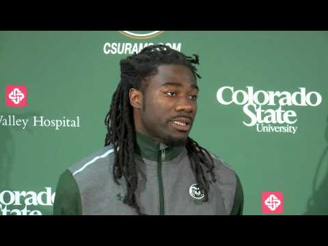 Colorado State vs. Wyoming | Postgame Conference