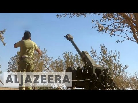 Syria's war: Government forces launch counteroffensive in Idlib