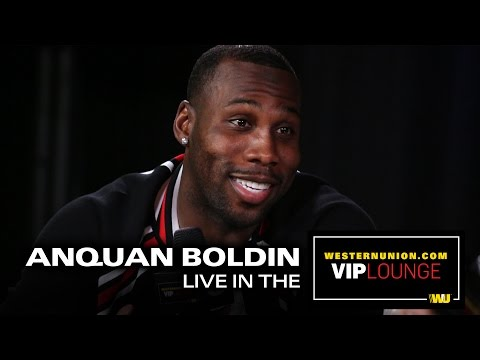 Anquan Boldin talks wanting to stay in San Francisco, Walter Payton Man of The Year & Q81 Foundation