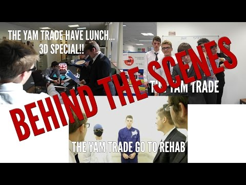 BTS: The Yam Trade | Have Lunch | Rehab