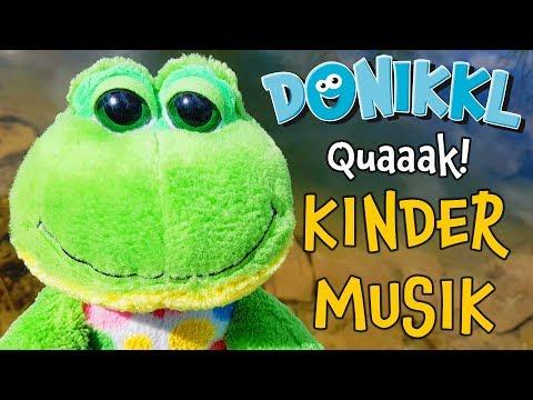 Kinderlied Quaaak ♫ DONIKKL Kindermusik