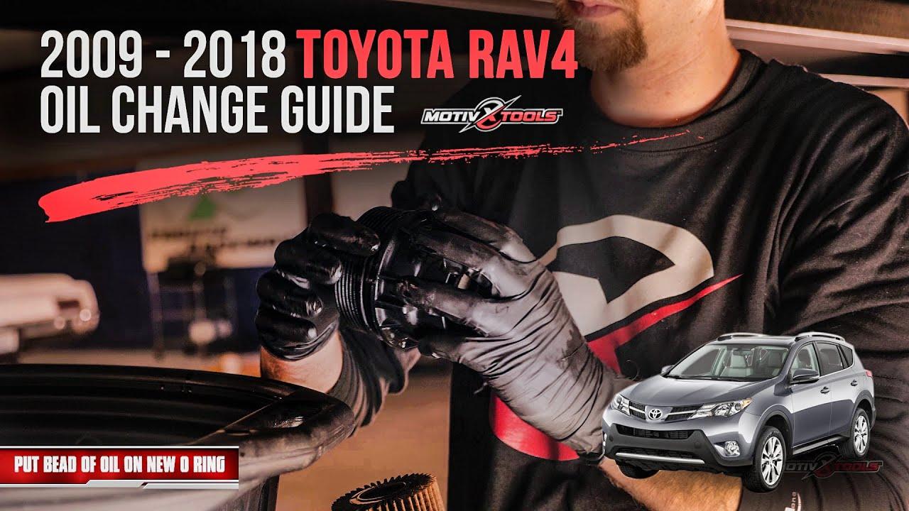 RAV4 Oil Filter Wrench For 2006 - 2017 Toyota RAV4's
